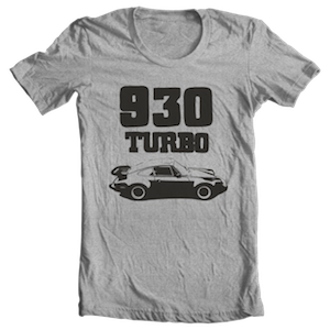 Porsche 930 Turbo T-shirt